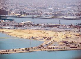 In pictures: Sheikh Jaber Bridge