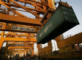 DP World reports 10.7% volume growth