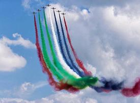 All four UAE airlines to perform first ever National Day flyby
