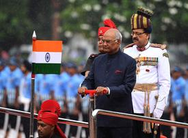 In pictures: Newly elected Ram Nath Kovind sworn-in as the 14th Indian President