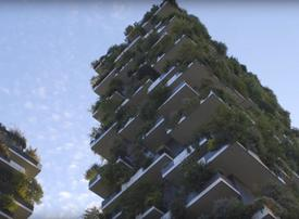 Video: These skyscrapers suck pollution from the air