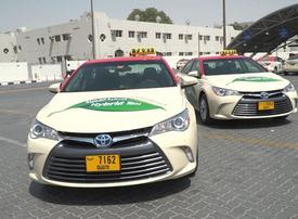 Dubai's RTA awards contract for procuring 554 hybrid taxis