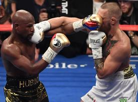 Video: Floyd Mayweather did not fight his way into the billionaire club - yet