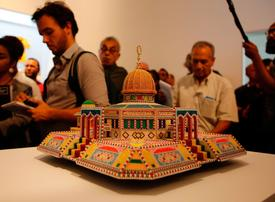 In pictures: Palestinian Museum in West Bank