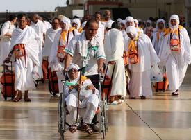 In pictures: Annual Hajj pilgrimage in Saudi Arabia