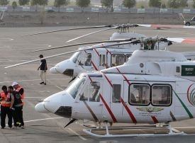 In pictures: Saudi Red Crescent Authority ambulance service during the Hajj season