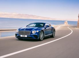 Bentley reveals its new Continental GT