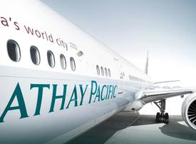Cathay Pacific has 'no immediate plans' for Middle East expansion