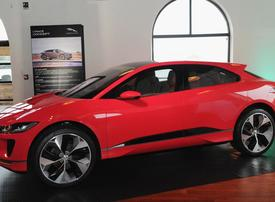 Jaguar Land Rover plans to offer electric version of its cars, SUVs