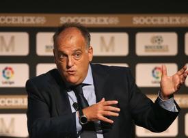 Man City threaten La Liga president with legal action