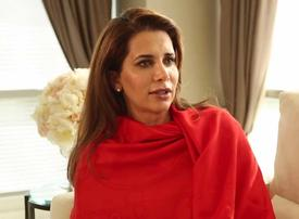 Video: 'Don't be a hero' Princess Haya tells Arab women
