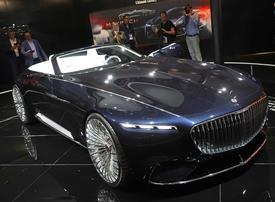 In pictures: Frankfurt International Motor Show 2017