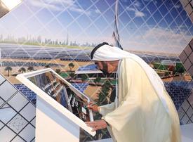 Dubai awards $3.8bn deal for final phase of giant solar park