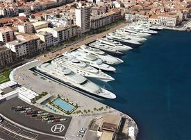 Dubai firm plans to build superyacht marina in France