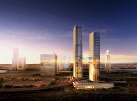 Construction begins on new Dubai landmark One Za'abeel
