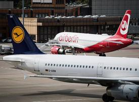 Lufthansa takes lion's share of Air Berlin planes