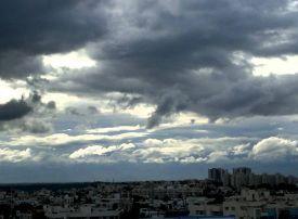 Rainy clouds expected in the UAE following Cyclone Mekunu