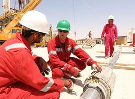 Oman Oil said to seek buyers for Khazzan gas field stake