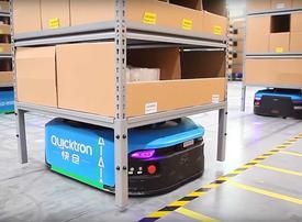 VIdeo: Inside Alibaba's smart warehouse staffed by robots