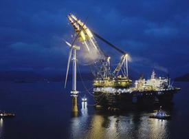 Masdar installs world's first battery system for offshore wind farm