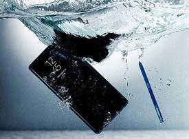 In pictures: Inside Samsung's Galaxy Note8