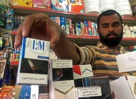 Abu Dhabi tobacco sales plummet after excise tax