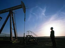 Oil back above $50 as supply glut shows signs of wearing down