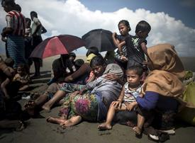 In pictures: Myanmar's Rohingya refugee crisis in Bangladesh