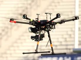 Video: This drone attacks and captures rogue drones
