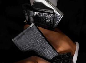 Business and Leather: a look at heavy-duty executive wallets