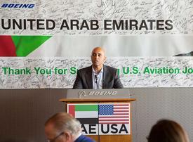 'Open Skies' vital to American job creation, says UAE's US ambassador