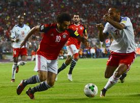 Salah goals secure Egypt's place at 2018 World Cup in Russia