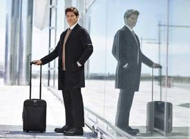 Travel suits: wrinkle-free workwear for the jet setting man