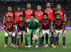 In pictures: Egypt's dramatic 2-1 win over Congo to qualify for the 2018 FIFA World Cup