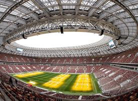 Video: FIFA delegation inspects Russia's preparations for World Cup 2018