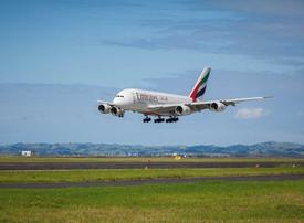Middle East air travel demand growth slips to lowest in world