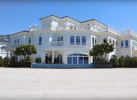 Video: Step inside a luxury beachfront villa on The Palm Jumeirah