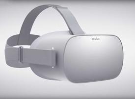 Video: Facebook unveils standalone VR headset, Oculus Go
