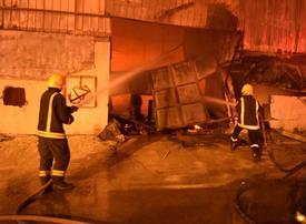 Fire at Riyadh workshop kills 10