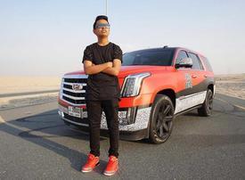 UAE YouTube star receives backlash for backing Logan Paul