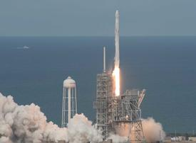 Video: SpaceX successfully launches reused Falcon 9 rocket