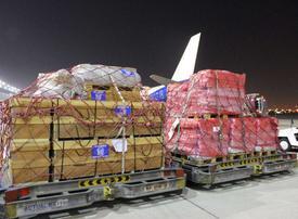 Dubai ruler orders ninth aid airlift for Rohingya refugees