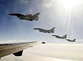 Bahrain says it signed $3.8bn deal for F-16 jets