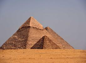 Video: Egypt's Great Pyramid of Giza newest mystery