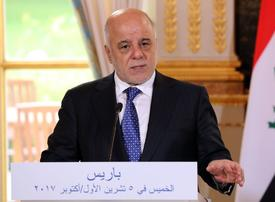 Iraqi PM declares 'end of war against ISIL' in Iraq