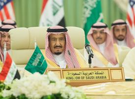 Saudi king will not relinquish throne, senior official says