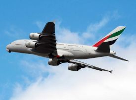 Video: Man proposes to girlfriend on board Emirates airline A380