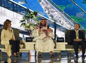 Saudi PIF, Softbank sign solar energy agreement
