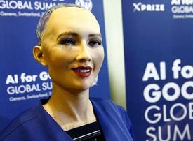 Saudi Arabia becomes first country to grant a robot citizenship