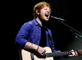 Ed Sheeran: I will be fit to play Dubai concert